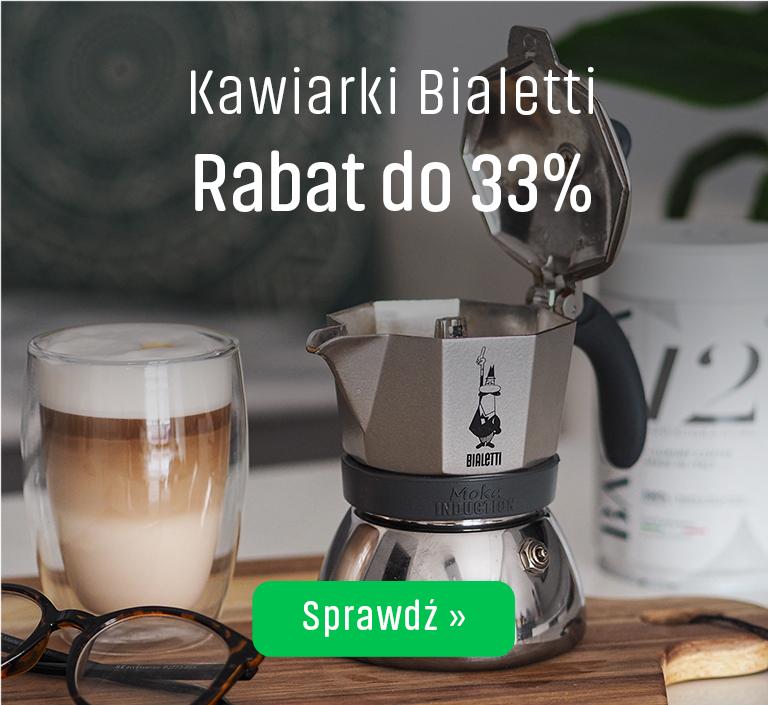 Kawiarki Bialetti z Rabatem do 33%