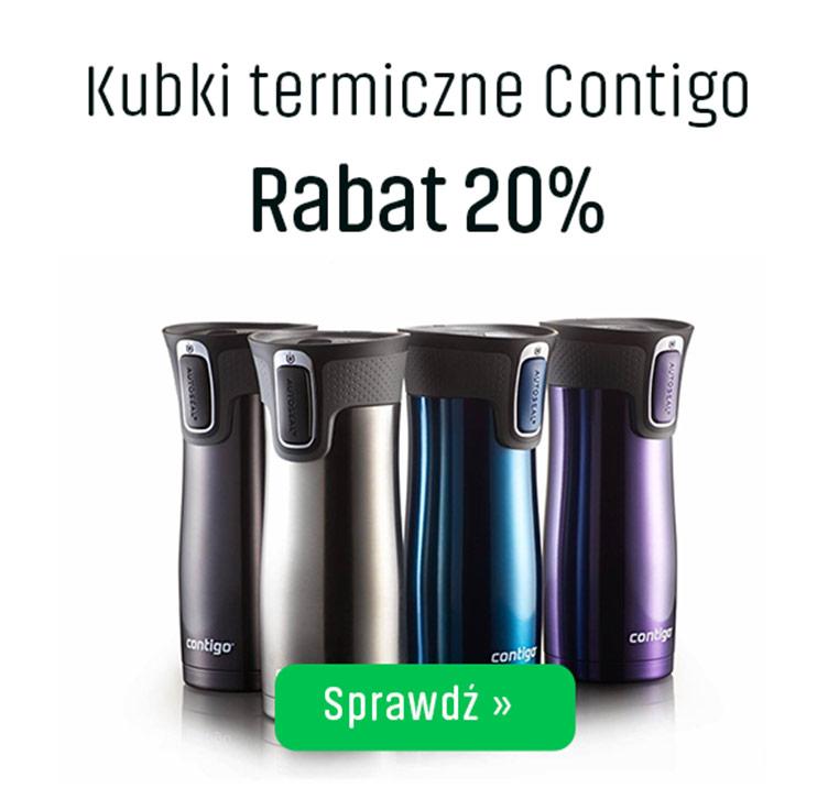 Kubki termiczne Contigo z rabatem  -20%