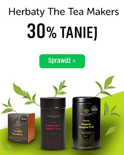 Herbaty The Tea Makers -30% Taniej