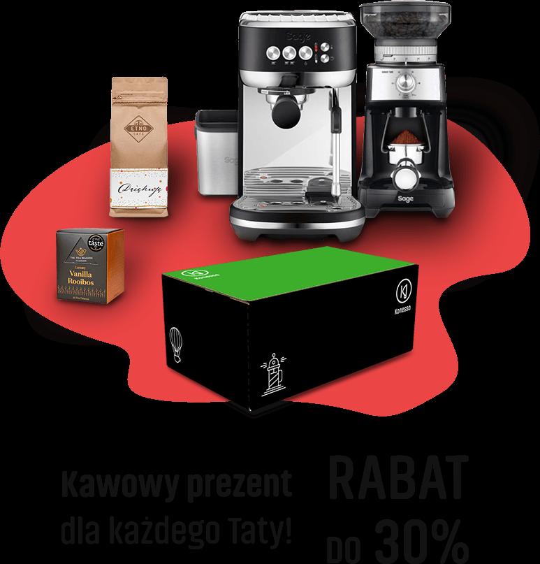 Kawowy prezent dla każdego Taty! RABAT DO 30%