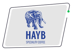 HAYB SPECIALITY COFFEE w Kawobraniu