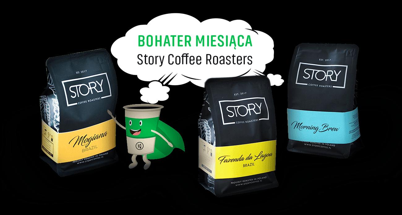 Bohater Palarnia Story Coffee Roasters