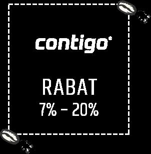 Kubki Contigo z rabatem od 7% do 20%