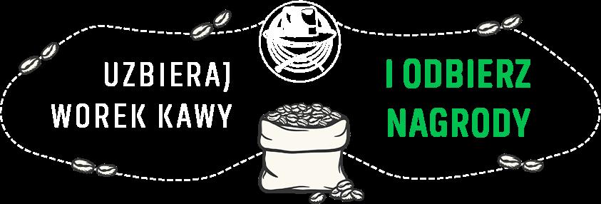 Uzbieraj worek kawy i odbierz nagrody