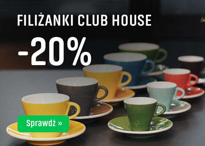 Filiżanki Club House                     -20%