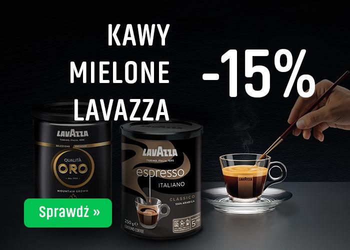 KAWY MIELONE LAZAVAZZA -15%