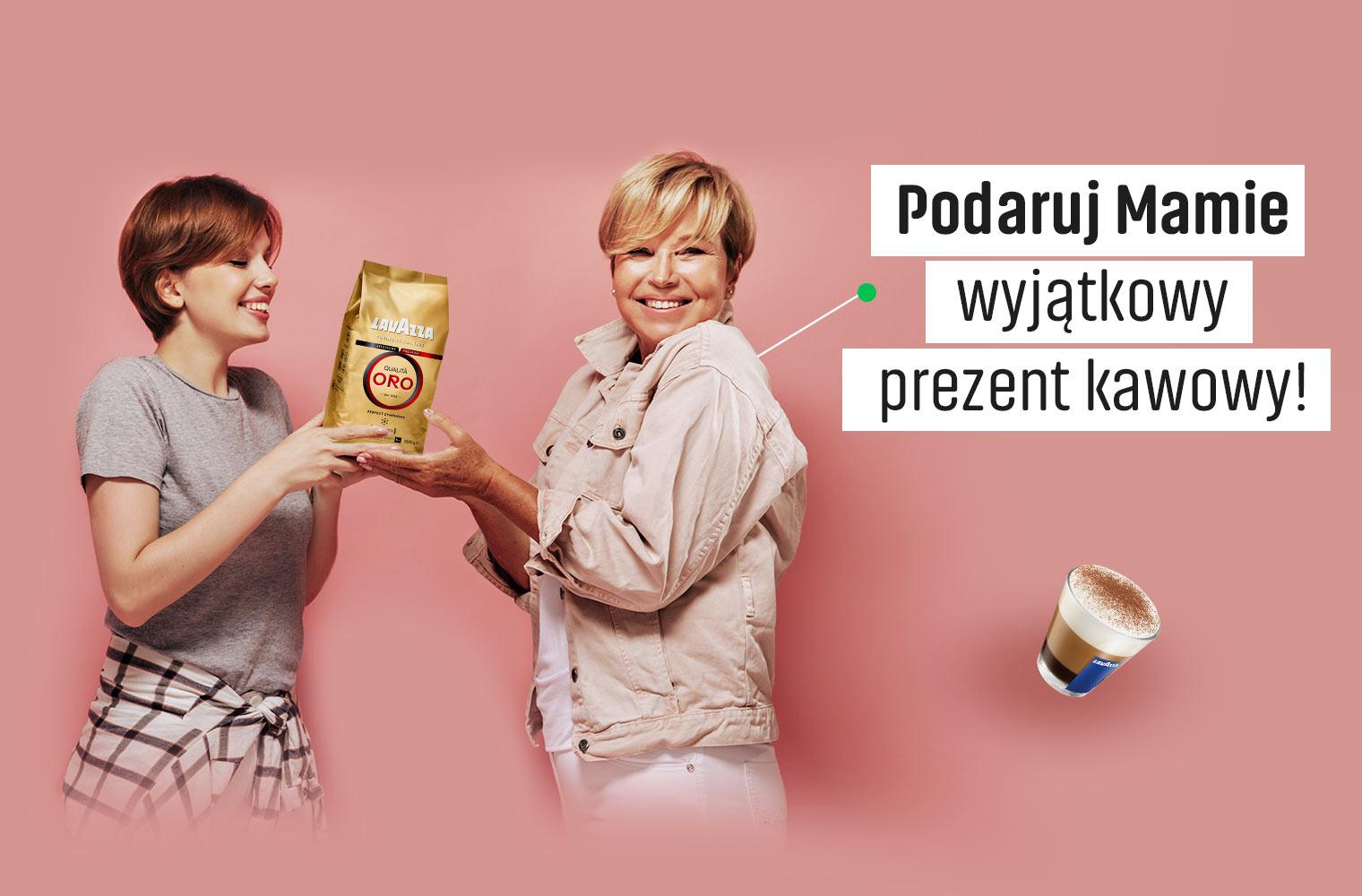 Podaruj mamie wyjątkowy prezent kawowy! RABAT DO 27%