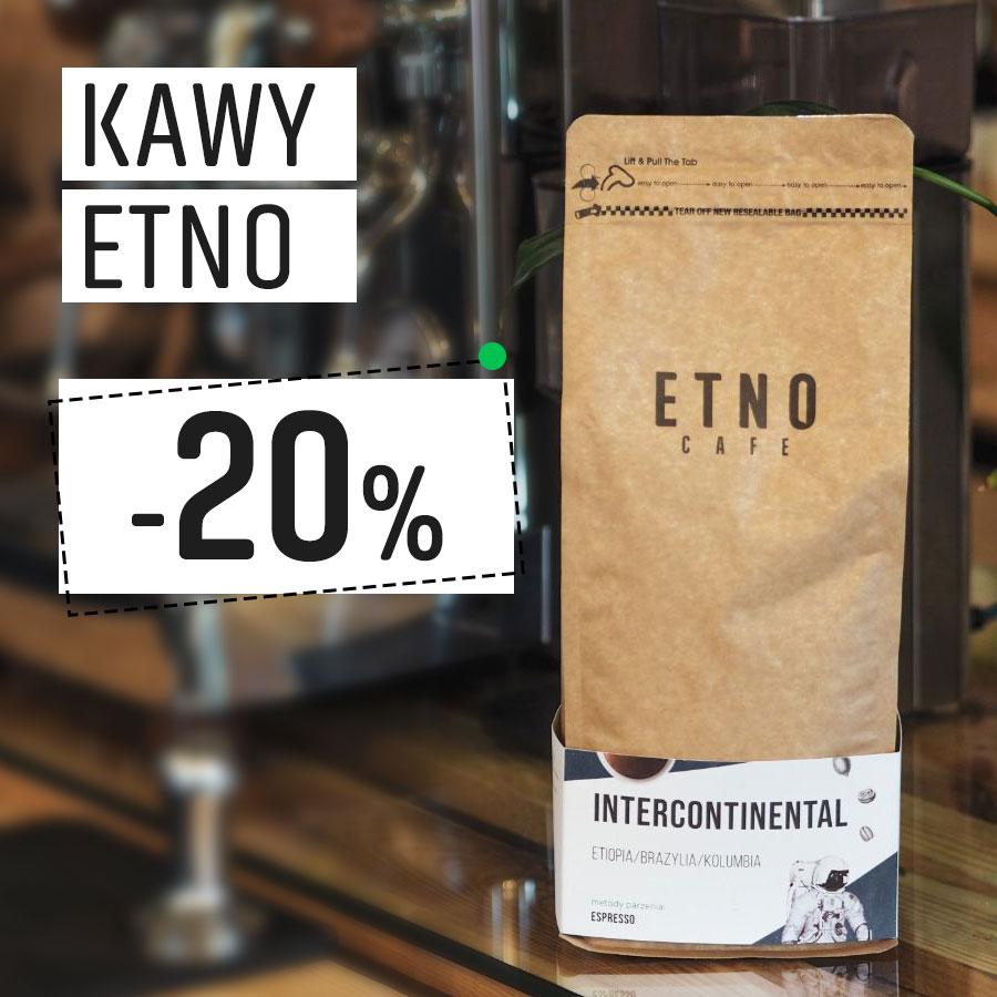 Kawy Etno 20% Taniej