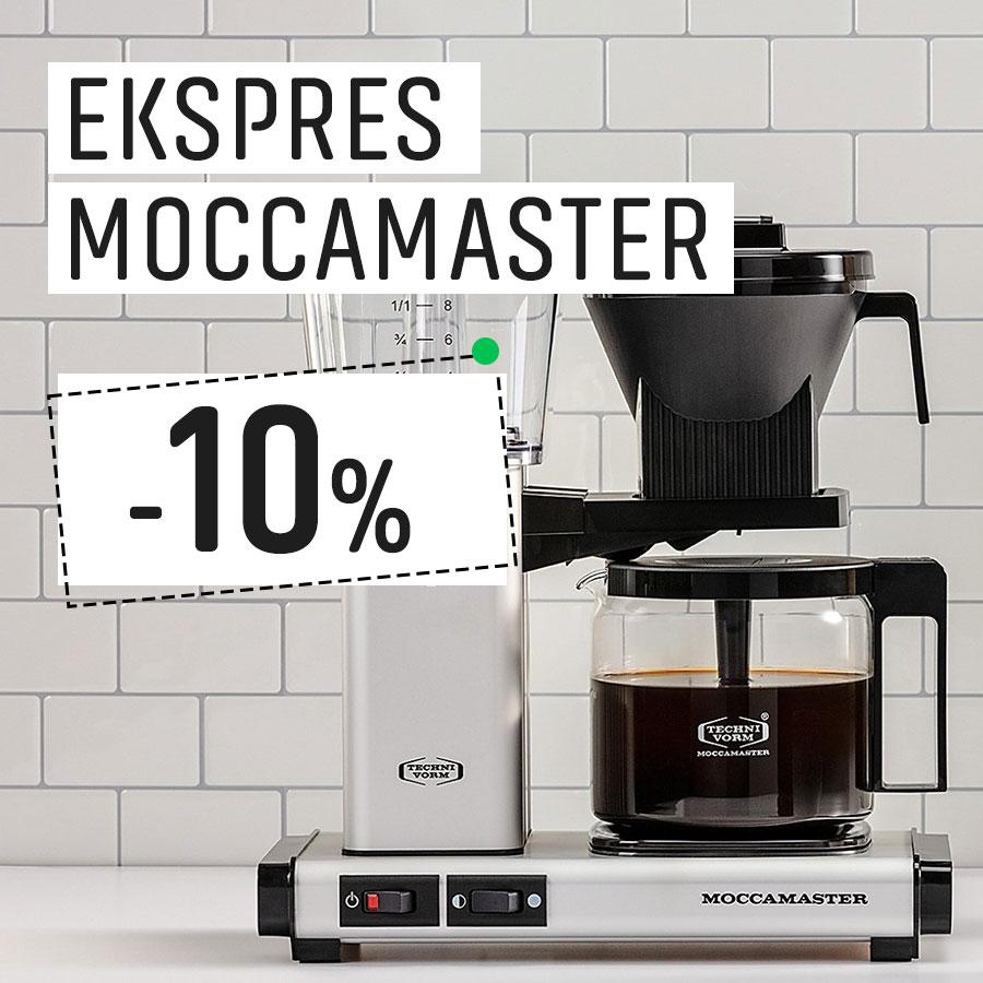 Ekspres do kawy Moccamaster -10% Taniej
