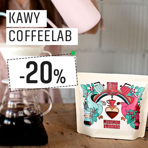 Kawy Coffeelab 20% Taniej