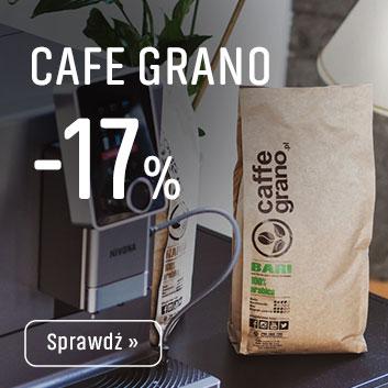 Kawy Caffe Grano z Rabatem -17%