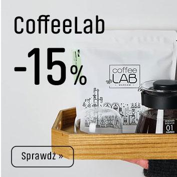 Kawy CoffeLab z Rabatem -15%