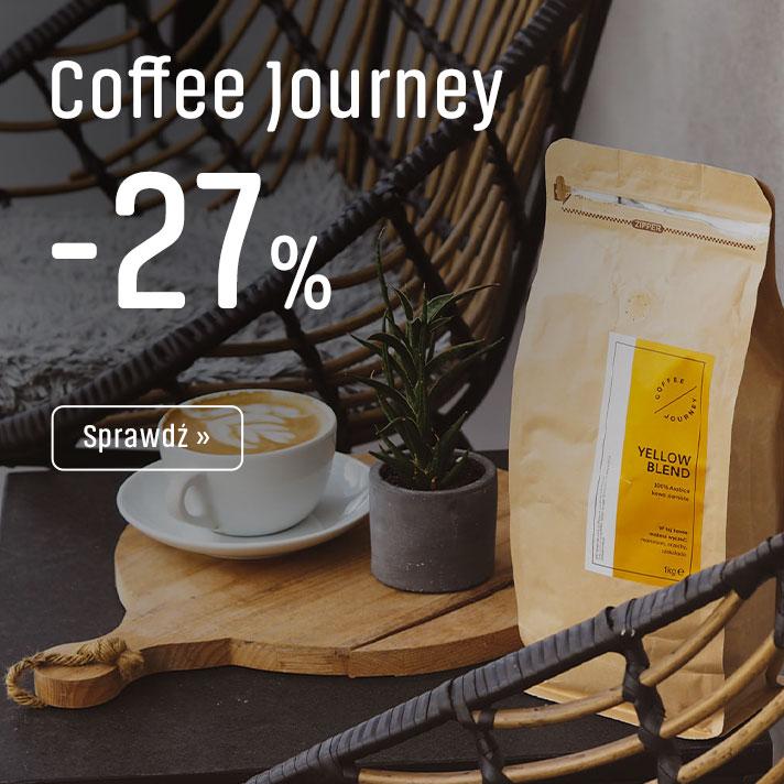 Kawy Coffe Journey z Rabatem -27%