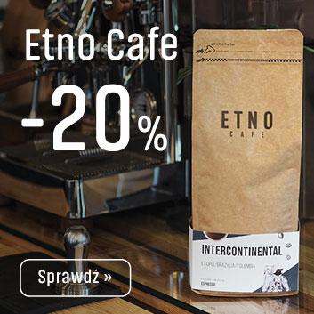 Kawy Etno Cafe z Rabatem -20%