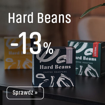 Kawy Hard Beans z Rabatem -13%