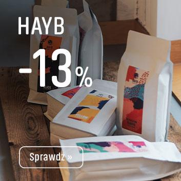 Kawy Hayb z Rabatem -13%