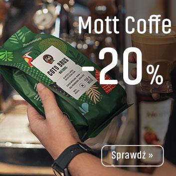 Kawy Mot Coffe z Rabatem -20%