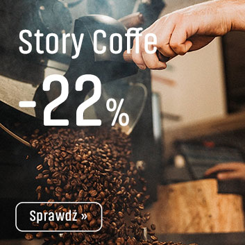 Kawy Story Coffe z Rabatem -22%