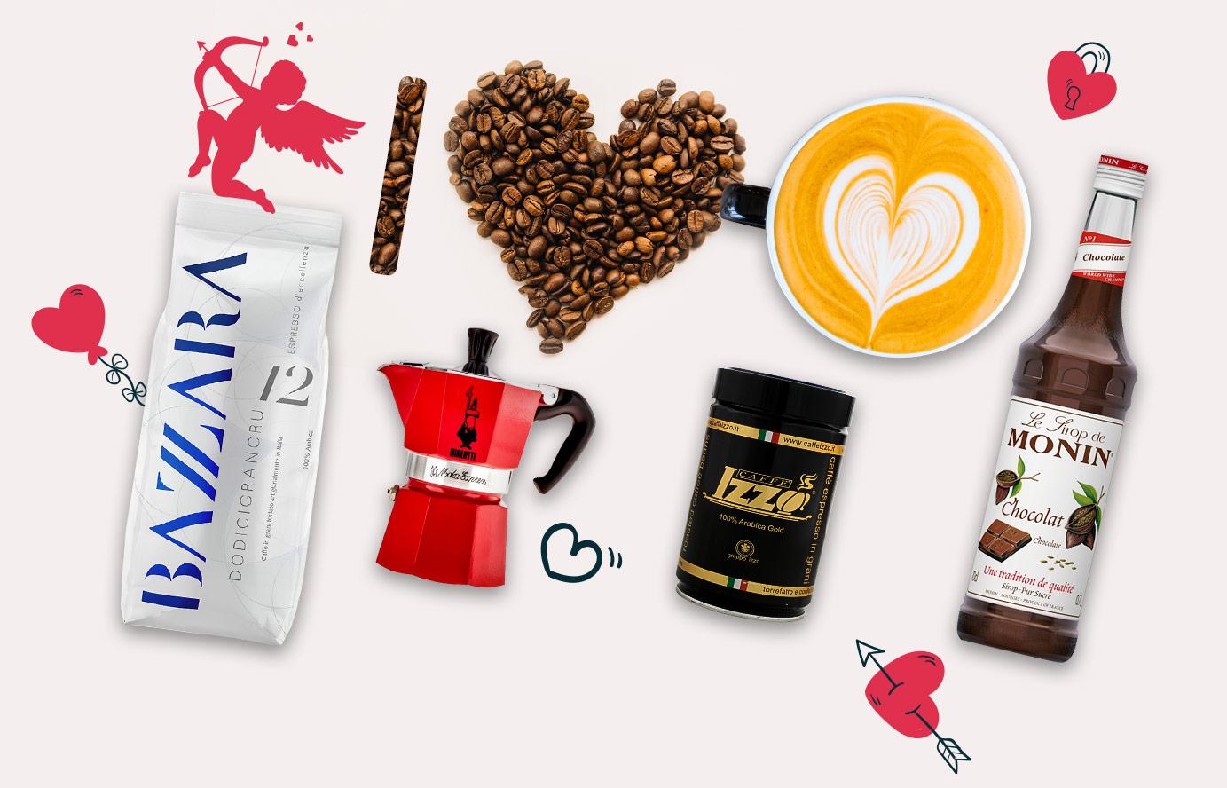 Tydzien miłości do kawy - produkty w promocji