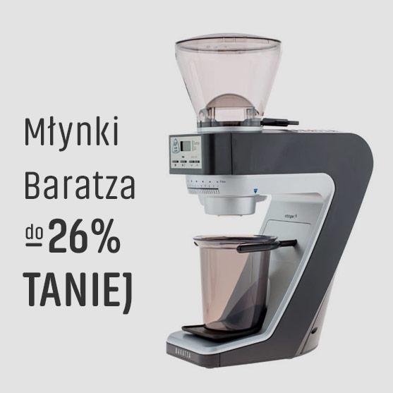 Młynki Baratza do -26% Taniej