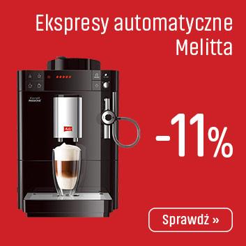 Ekspresy automatyczne Melitta