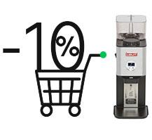 10% rabatu na młynek do kawy