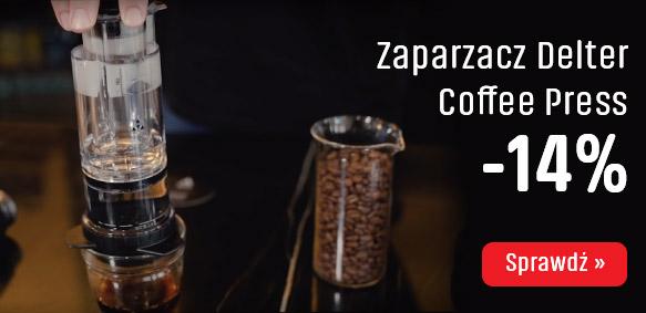 Zaparzacz Delter Coffee Press z Rabatem -14%