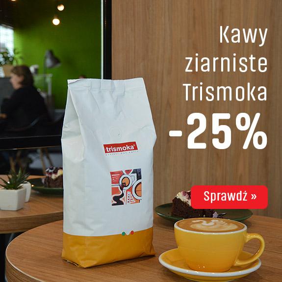 Kawy ziarniste Trismoka z Rabatem - 25%