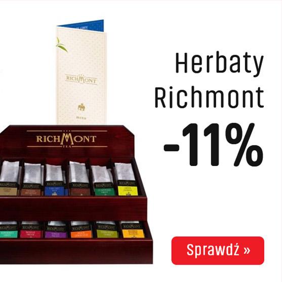 Herbaty Richmont z Rabatem -11%