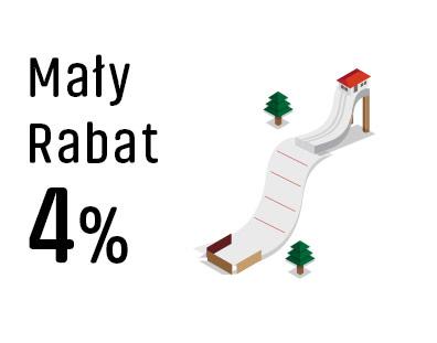 Mały Rabat 4%