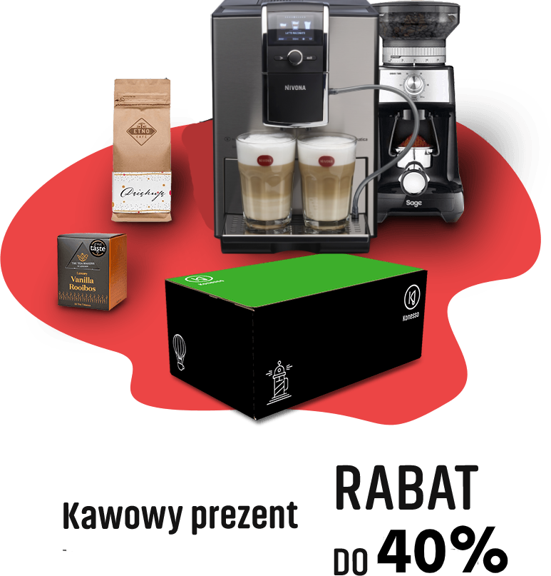 Kawowy prezent dla dziadków! RABAT DO 40%