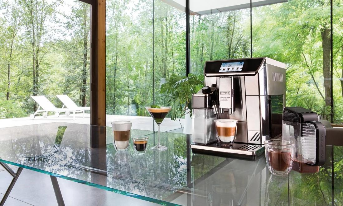 Automatyczny ekspres do kawy Delonghi