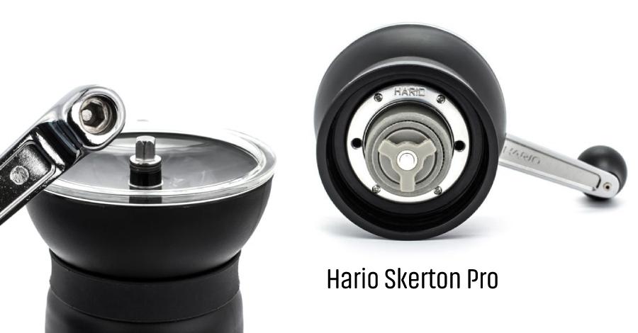 Hario Skerton Pro