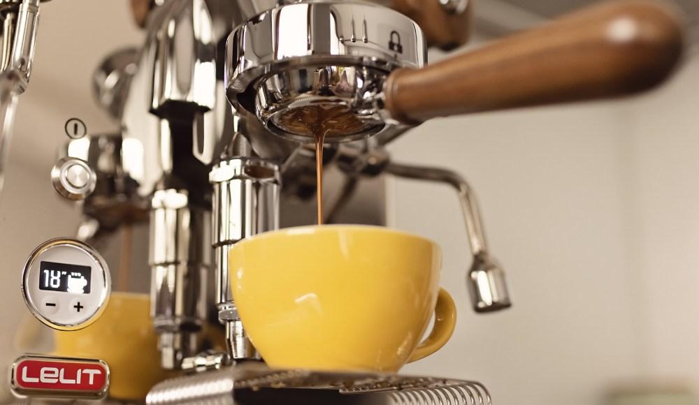 Espresso Lelit