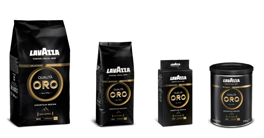 Lavazza Qualita Oro Mountain Grown