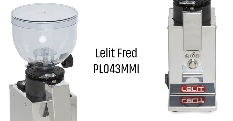 Młynek do kawy Lelit Fred PL043MMI