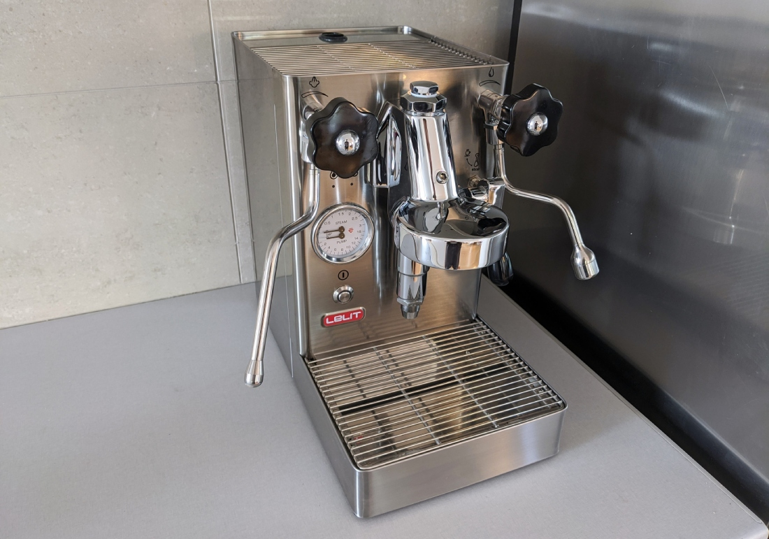 Ekspres do kawy Lelit MaraX