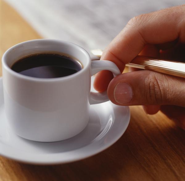 Filiżanka w której podaje się kawę po turecku