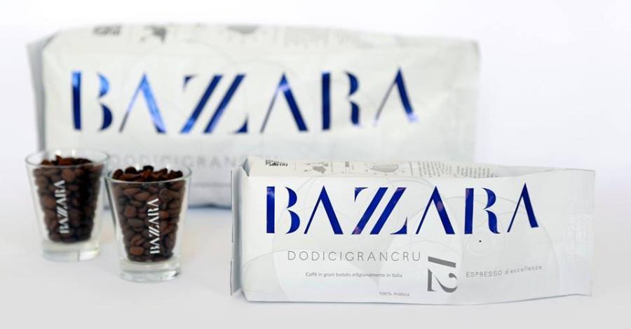 Kawa ziarnista Bazzara Dodicigrancru