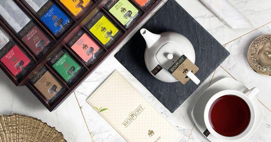 Herbata w torebkach Richmont