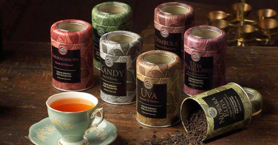 Herbata w puszkach Vintage Teas