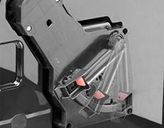 Wyjmowana jednostka zaparzania w ekspresie automatycznym Nivona 670