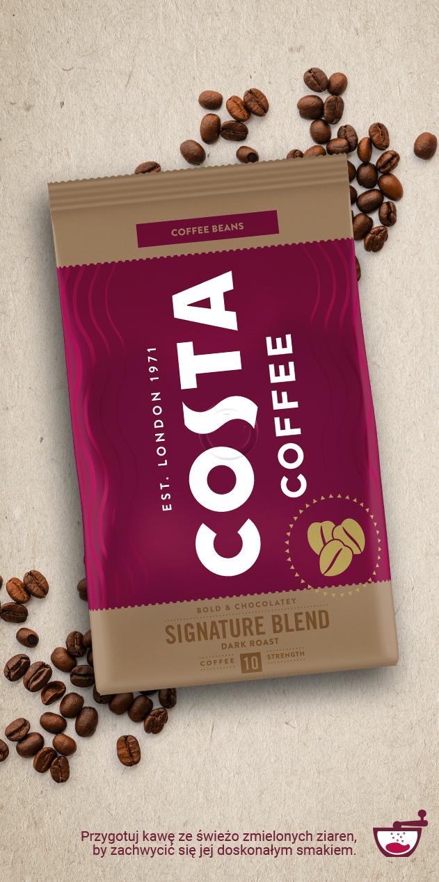 KAWA W COSTA COFFEE