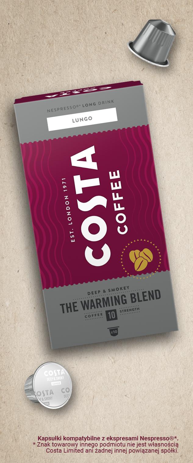 KAWA W KAPSUŁKACH COSTA COFFEE