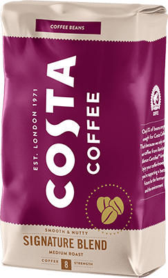 KAWA ZIARNISTA COSTA COFFEE SIGNATURE BLEND 1KG