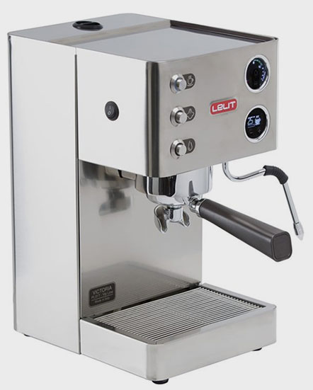 Kolbowy Ekspres do kawy Lelit Victoria Pl 91 T