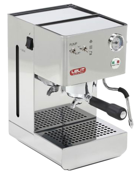 Kolbowy Ekspres do kawy Lelit Glenda PL41PLUS