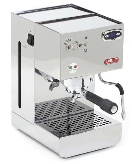 Kolbowy Ekspres do kawy Lelit Glenda PL41PLUST PID