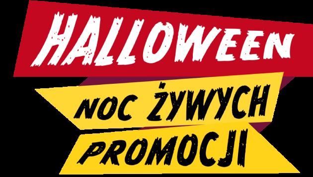 Halloween - noc żywych promocji