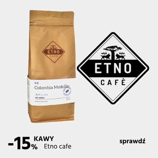15% na kawy Etno